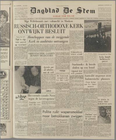 de Stem 1962-10-10