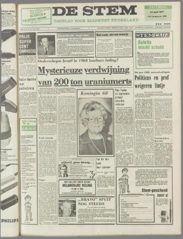 de Stem 1977-04-30