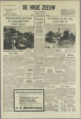 de Vrije Zeeuw 1967-11-25