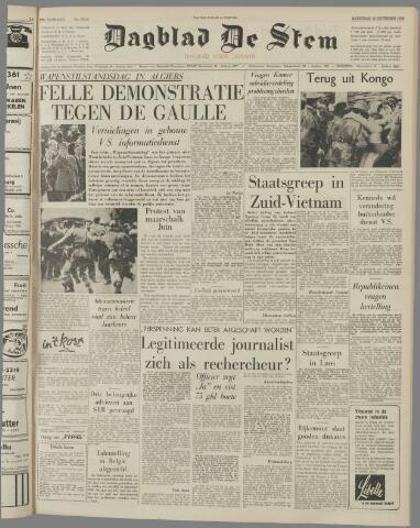 de Stem 1960-11-12