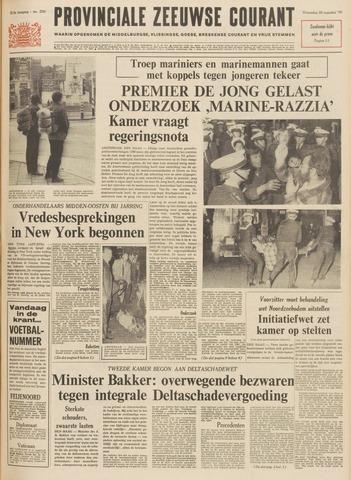 Provinciale Zeeuwse Courant 1970-08-26