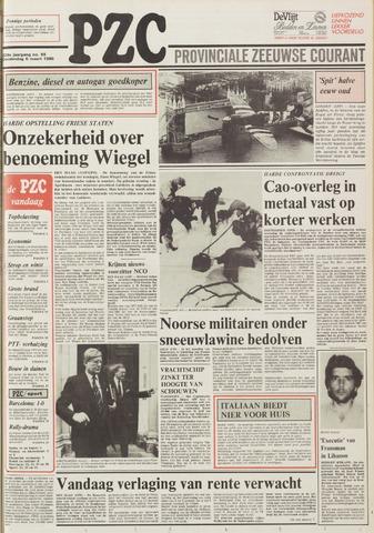 Provinciale Zeeuwse Courant 1986-03-06