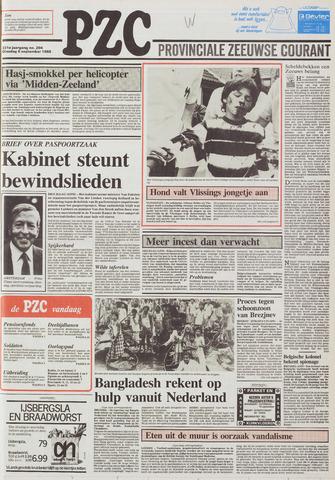 Provinciale Zeeuwse Courant 1988-09-06