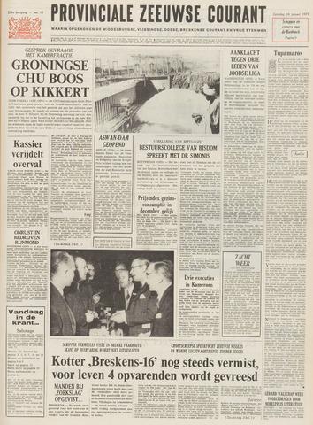 Provinciale Zeeuwse Courant 1971-01-16