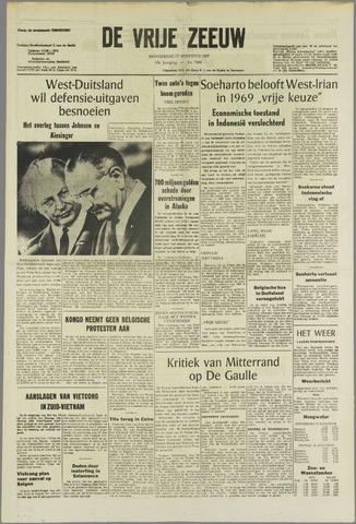 de Vrije Zeeuw 1967-08-17