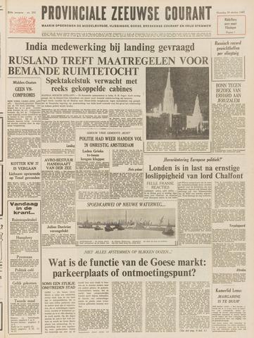 Provinciale Zeeuwse Courant 1967-10-30