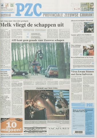 Provinciale Zeeuwse Courant 2001-03-23