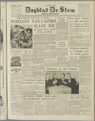 de Stem 1958-12-31