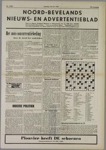 Noord-Bevelands Nieuws- en advertentieblad 1967-05-20