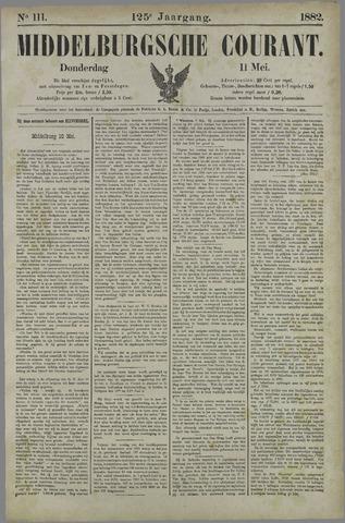 Middelburgsche Courant 1882-05-11