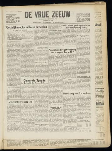 de Vrije Zeeuw 1950-09-06
