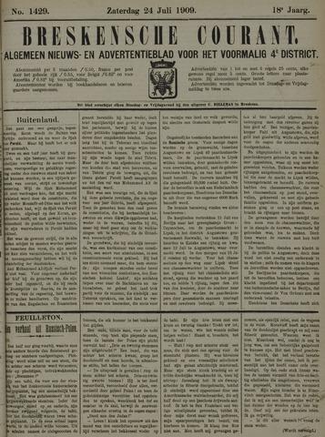 Breskensche Courant 1909-07-24