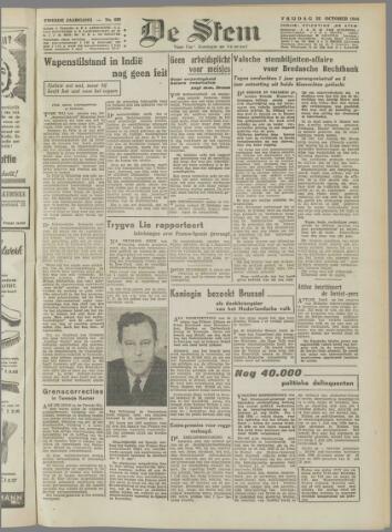 de Stem 1946-10-25