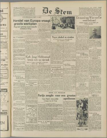 de Stem 1948-07-26