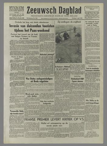 Zeeuwsch Dagblad 1956-04-03