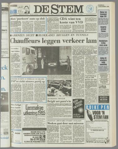 de Stem 1985-12-16
