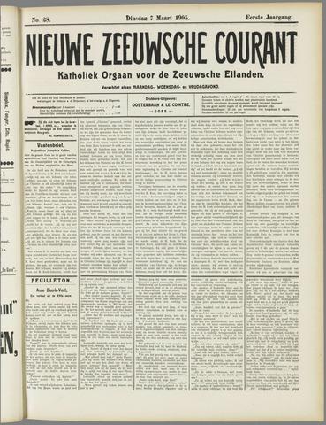 Nieuwe Zeeuwsche Courant 1905-03-07