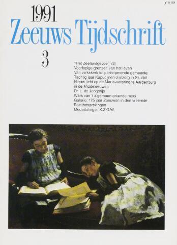 Zeeuws Tijdschrift 1991-05-01