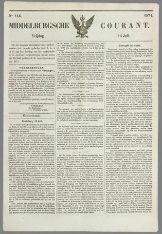 Middelburgsche Courant 1871-07-14