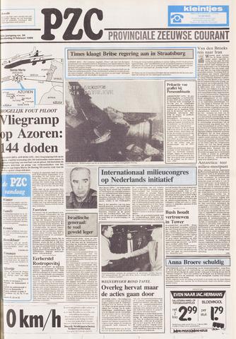 Provinciale Zeeuwse Courant 1989-02-09