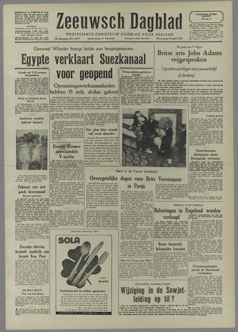 Zeeuwsch Dagblad 1957-04-10