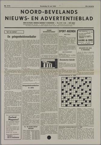 Noord-Bevelands Nieuws- en advertentieblad 1985-05-30