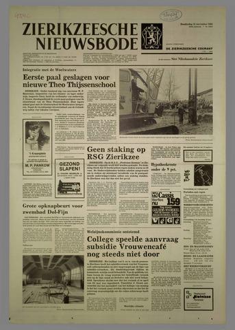 Zierikzeesche Nieuwsbode 1982-11-11