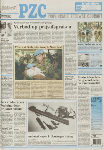 Provinciale Zeeuwse Courant 1995-07-04