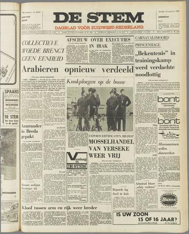 de Stem 1969-08-26