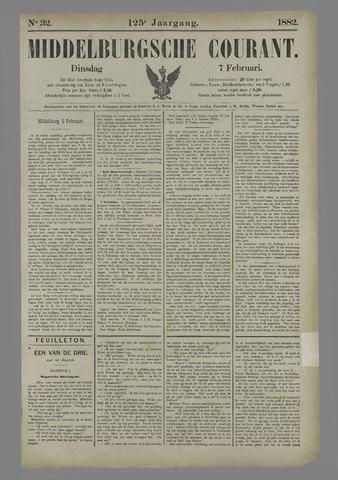 Middelburgsche Courant 1882-02-07