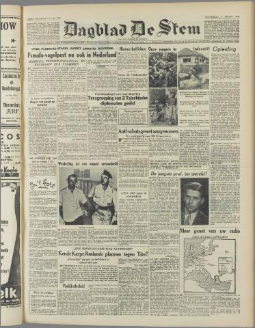 de Stem 1950-03-09