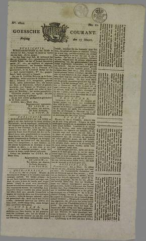 Goessche Courant 1822-03-15