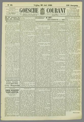 Goessche Courant 1929-07-26
