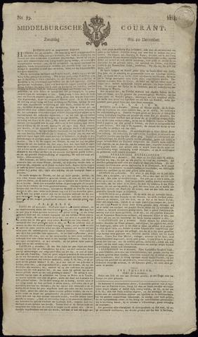 Middelburgsche Courant 1814-12-10