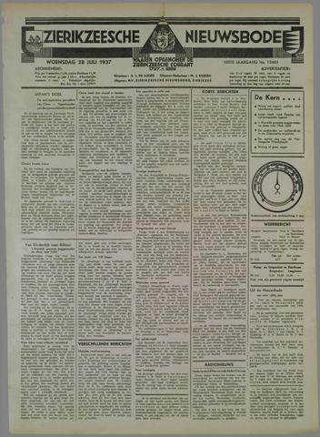 Zierikzeesche Nieuwsbode 1937-07-28