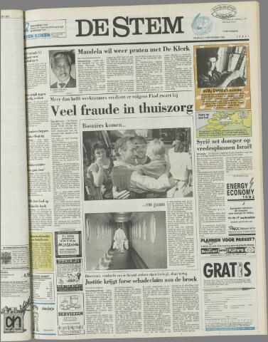 de Stem 1992-09-11