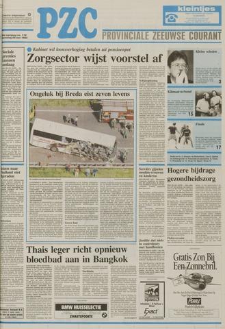 Provinciale Zeeuwse Courant 1992-05-20
