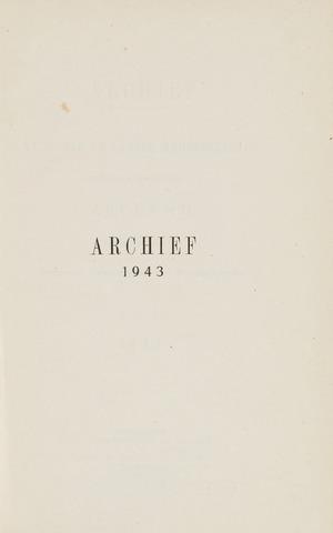 Archief 1943-01-01