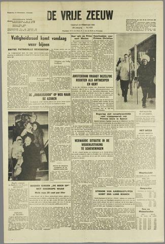 de Vrije Zeeuw 1964-02-21