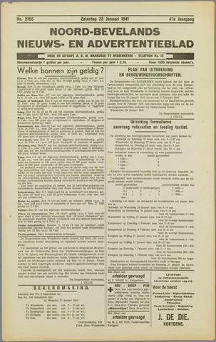 Noord-Bevelands Nieuws- en advertentieblad 1941-01-25