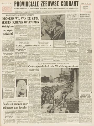 Provinciale Zeeuwse Courant 1964-07-24