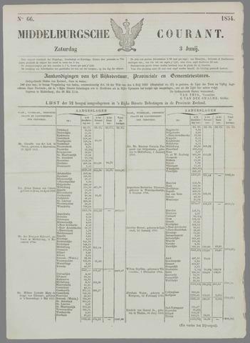 Middelburgsche Courant 1854-06-03