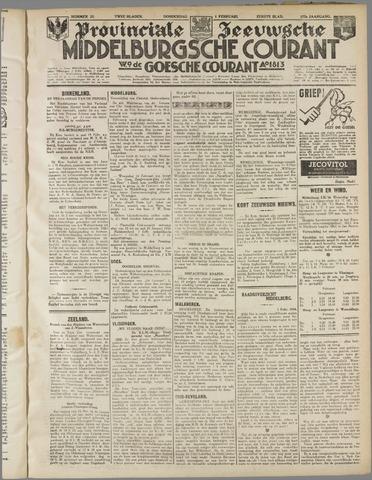 Middelburgsche Courant 1934-02-01