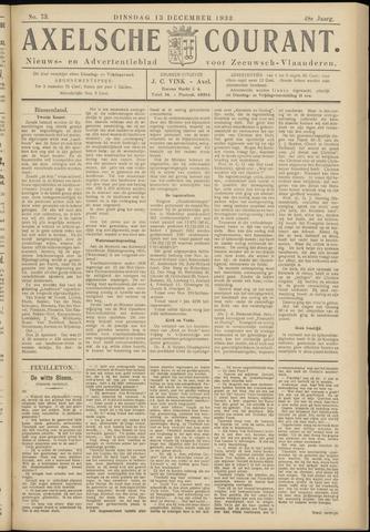 Axelsche Courant 1932-12-13