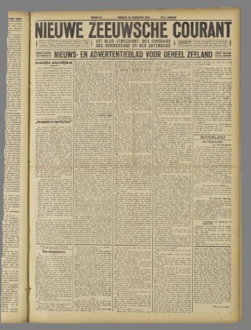 Nieuwe Zeeuwsche Courant 1924-08-19