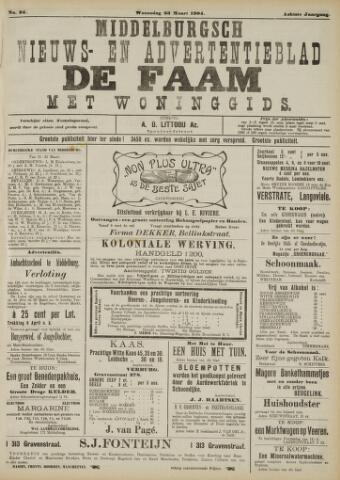 de Faam en de Faam/de Vlissinger 1904-03-23