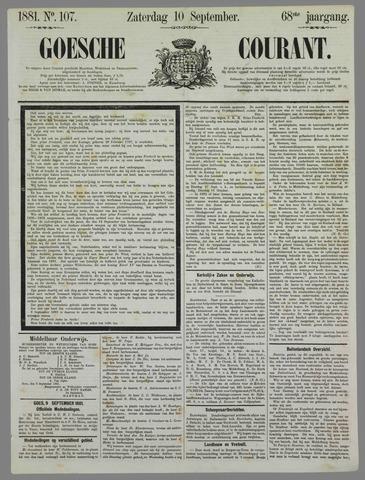Goessche Courant 1881-09-10