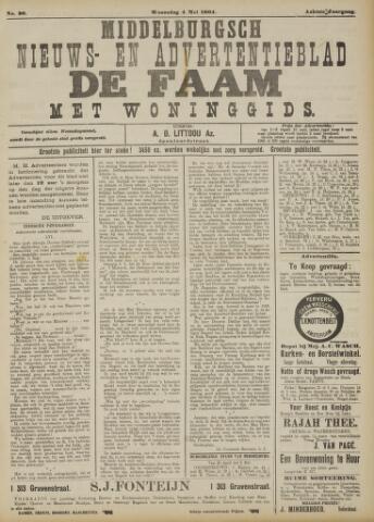 de Faam en de Faam/de Vlissinger 1904-05-04