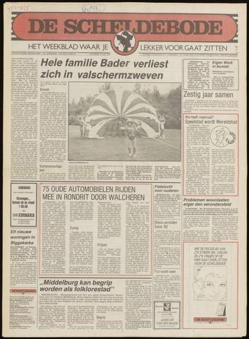 Scheldebode 1983-06-15
