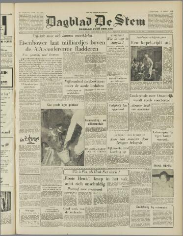de Stem 1955-04-21